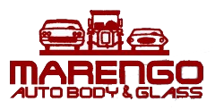 Marengo Auto Body and Glass Logo